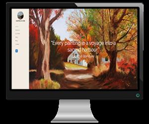 online-oil-painting-gallery-shop-sligo-website-portfoilio