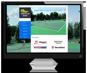 tennisclubmatha.com