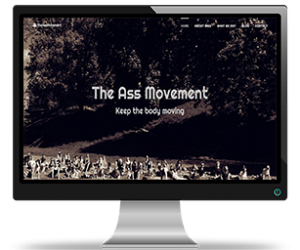 the-ass-movement-dublin-website-portfoilio